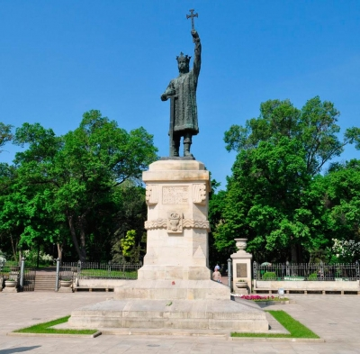 Chisinau City tour Walking