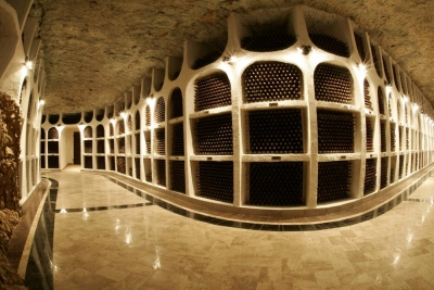 Cricova winery-underground wine city
